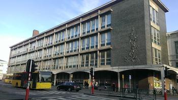 Ancienne Poste : transformation en immeuble de bureaux