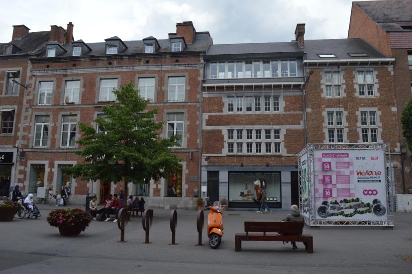 Place de l'Ange : 11 logements