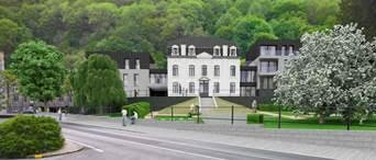 Villa Legrand : reconstruction à l'identique