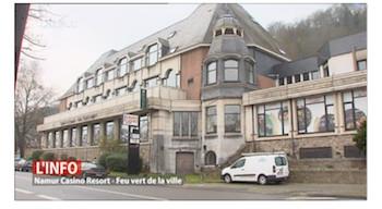 Casino de Namur : un coup de jeune !