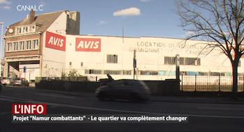 Namur Combattants : un grand changement