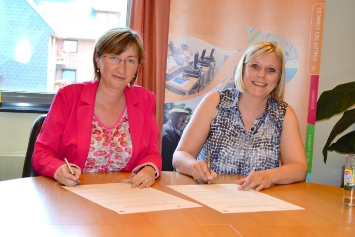 Namur signe la Charte pour l'Egalité des Chances