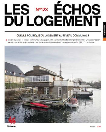 Namur : l'engagement logement