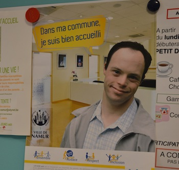 Le label HandyCity pour Namur