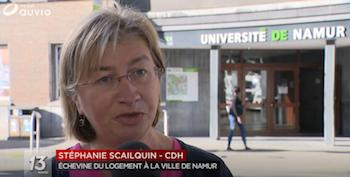 Namur : recensement des kots