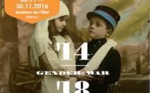Gender@War 1914-18 : l'exposition événement