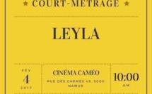 Leyla : un court-métrage aux Balances