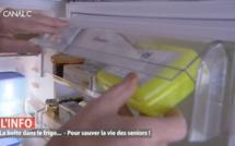 La boîte dans le frigo… pour sauver la vie des seniors !