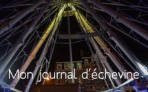 Mon Journal d'Echevine : janvier 2018