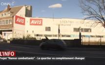 Namur Combattants : grand changement