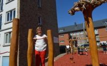 Salzinnes : une plaine de jeux aux Balances