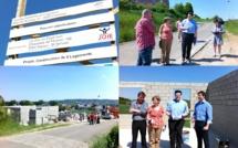 Six nouveaux logements à Saint-Servais