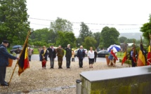 Kermesse de Flawinne: l'hommage patriotique