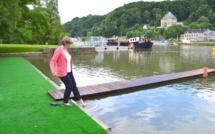 Présentation du programme de Namur Plage 2013