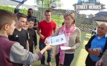 Le Street Heroes fait étape au Quartier des Balances